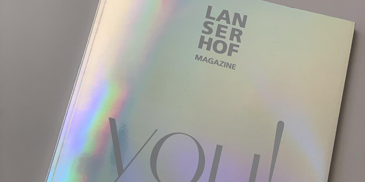 New Lanserhof Magazine YOU!