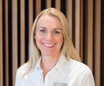 Portrait von Dr. Christina Haeggberg