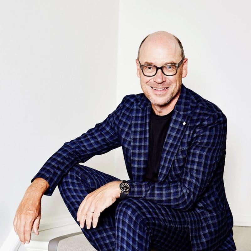 Portrait von Dr Christian Harisch