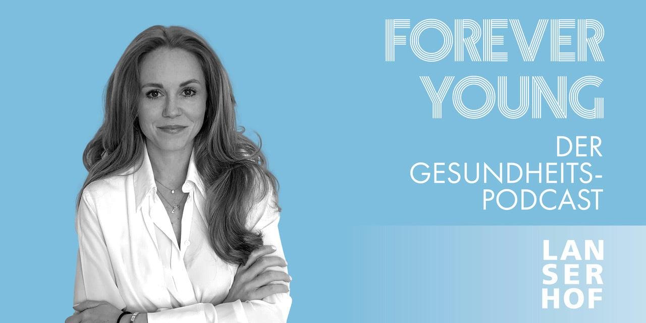 Podcastcover mit Portrait von Franziska Vettermann