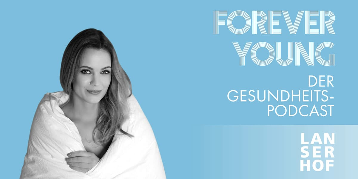Thumbnail des Forever Young Podcasts mit Jessica Hoyer