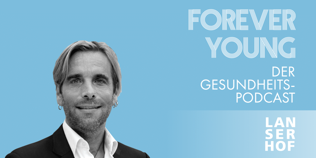 Thumbnail des Forever Young Podcasts mit Martin Zoller