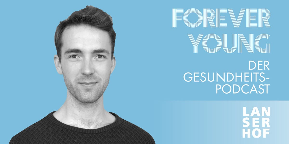 Thumbnail des Forever Young Podcasts mit Mathias Tholey