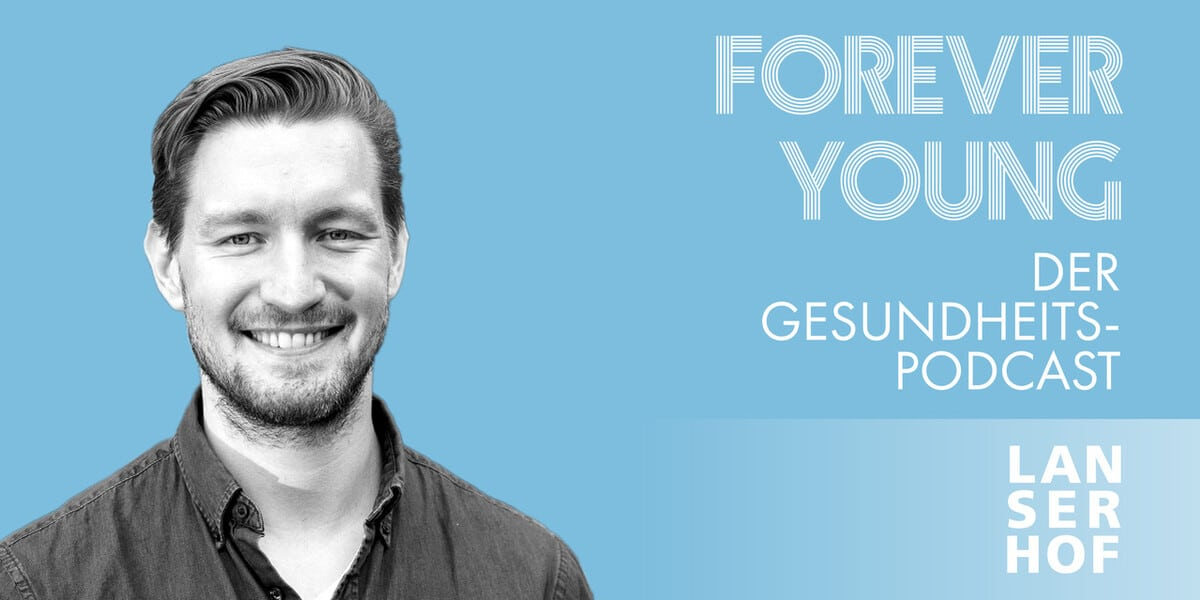 Thumbnail des Forever Young Podcasts mit Paul Seelhorst