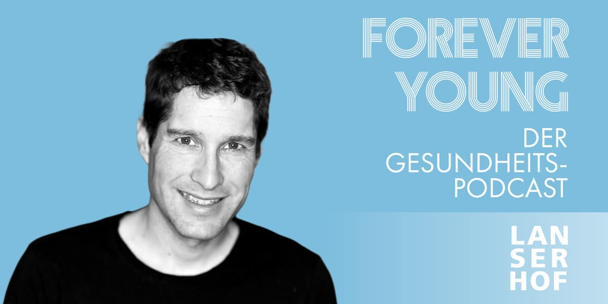 Thumbnail des Forever Young Podcasts mit Robert Gorgos
