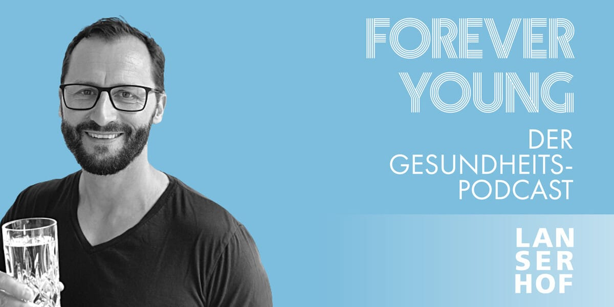 Thumbnail des Forever Young Podcasts mit Thomas Hoffmann