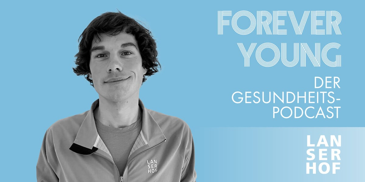 Thumbnail des Forever Young Podcasts mit Tim Wortmann