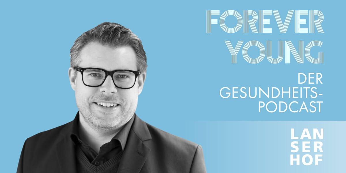 Podcastcover mit Portrait von Christian Montag
