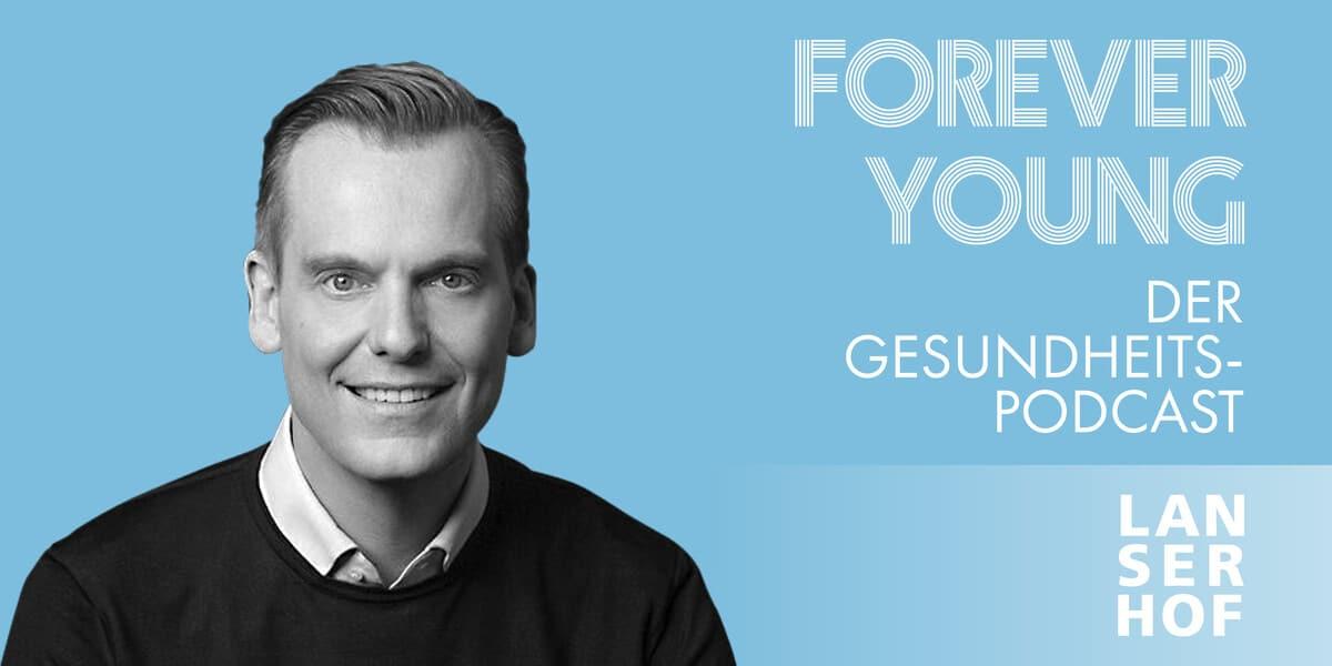 Podcastcover mit Portrait von Tim Golücke