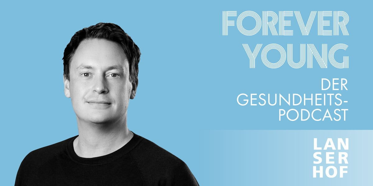 Podcastcover mit Portrait von Finn Age Hänsel