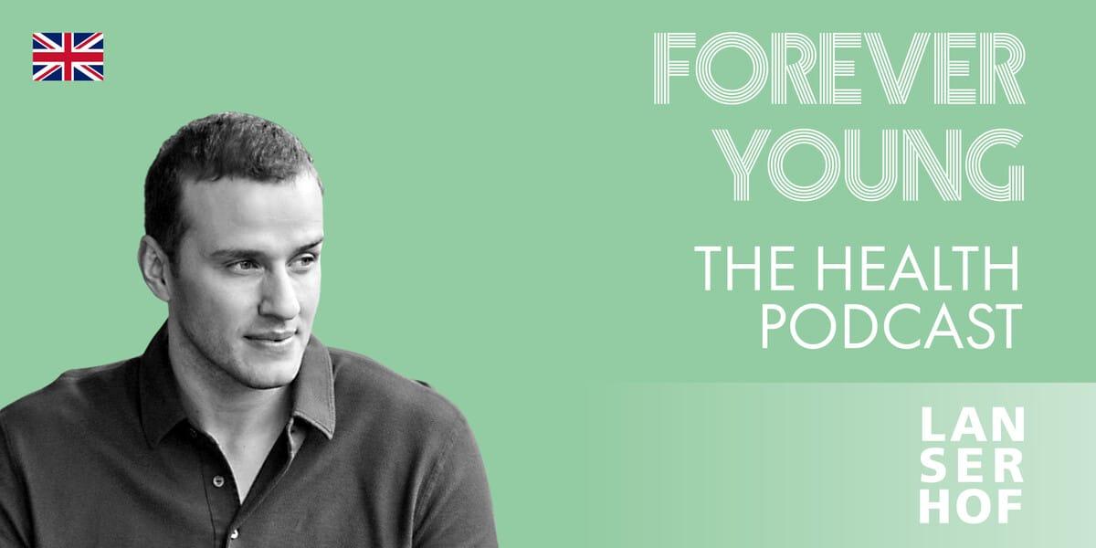Podcastcover mit Vadim Fedotov