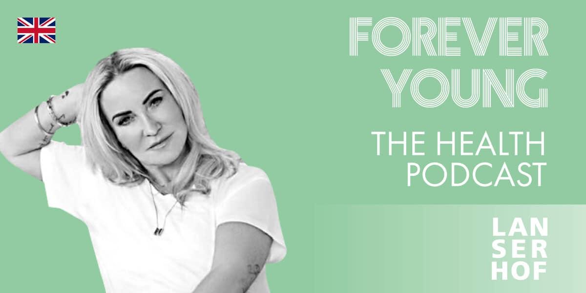Podcastcover mit Meg Mathews