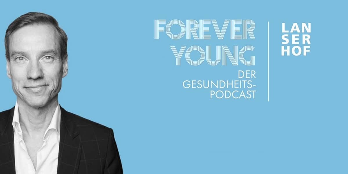 Bild für den Forever Young Podcast