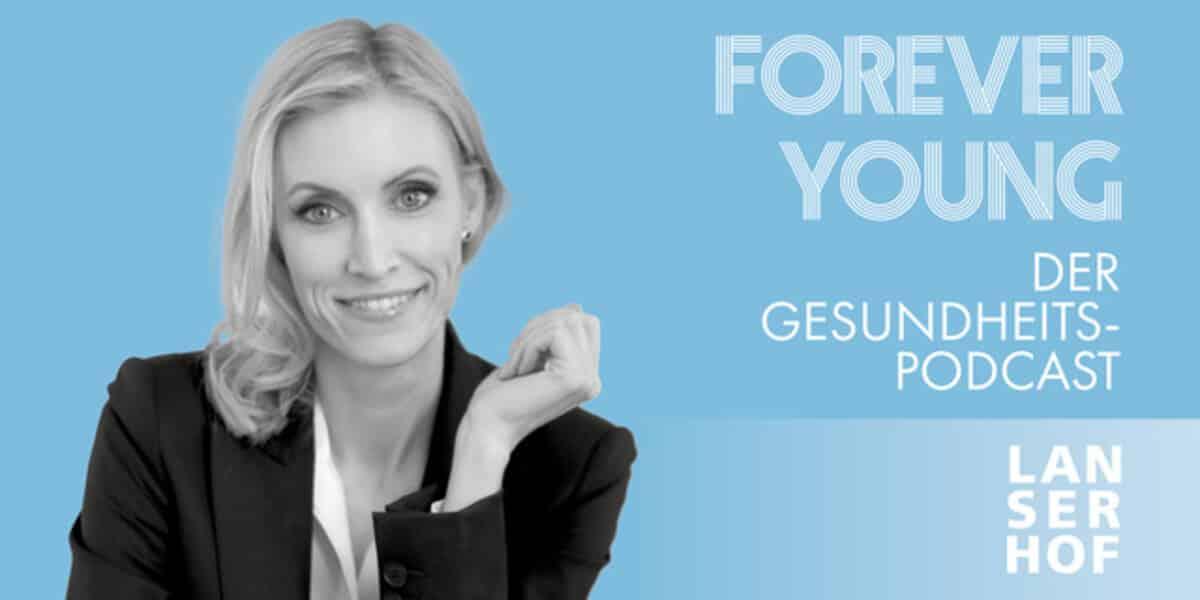 Podcastcover mit Portrait von Hedi Hauer